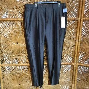 Calvin Klein Men Pants Gray Size 36 x 30